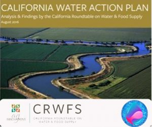 California Roundtable Water Food Supply